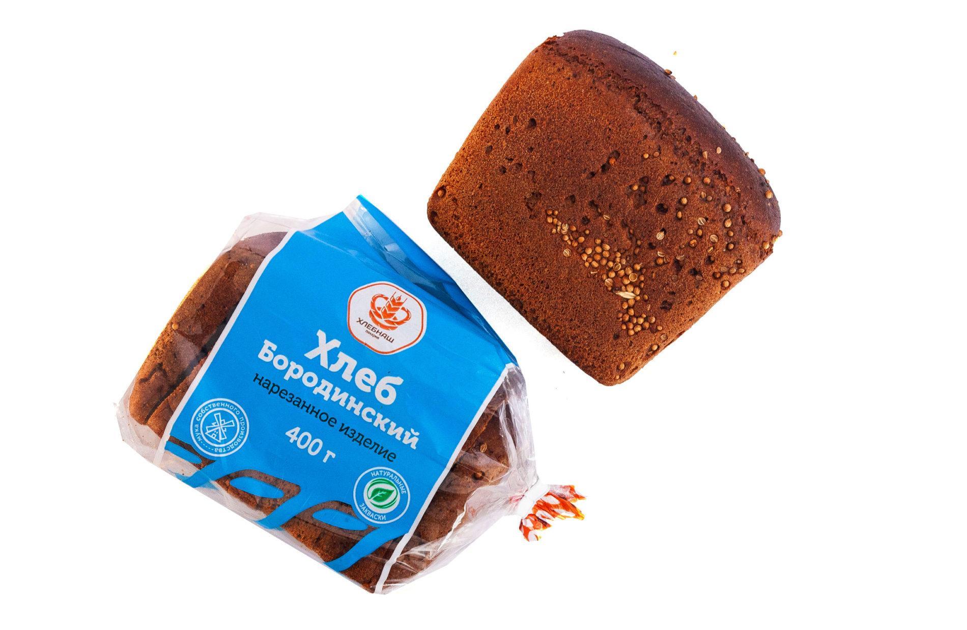 Хлеб-Бородинский
