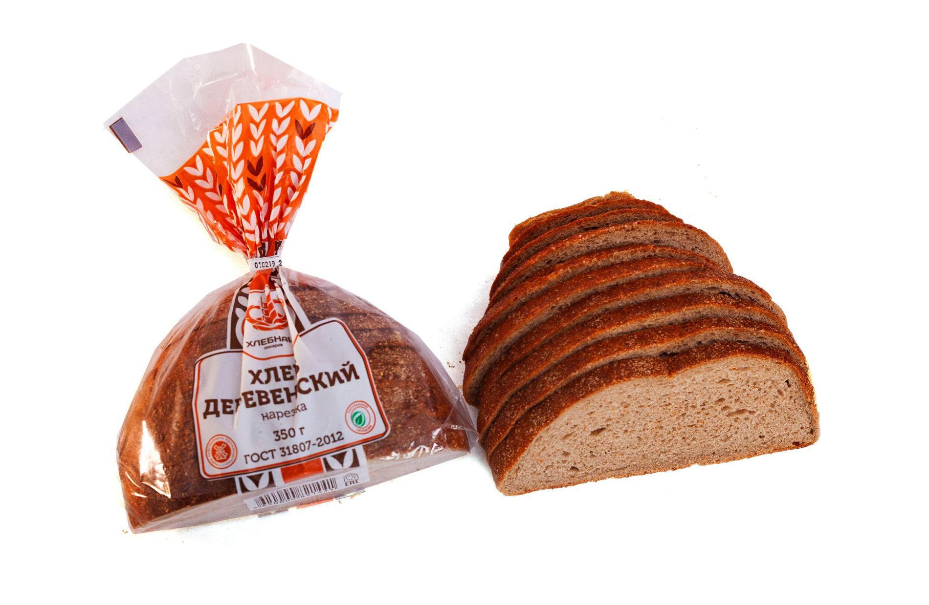 Хлеб-Деревенский