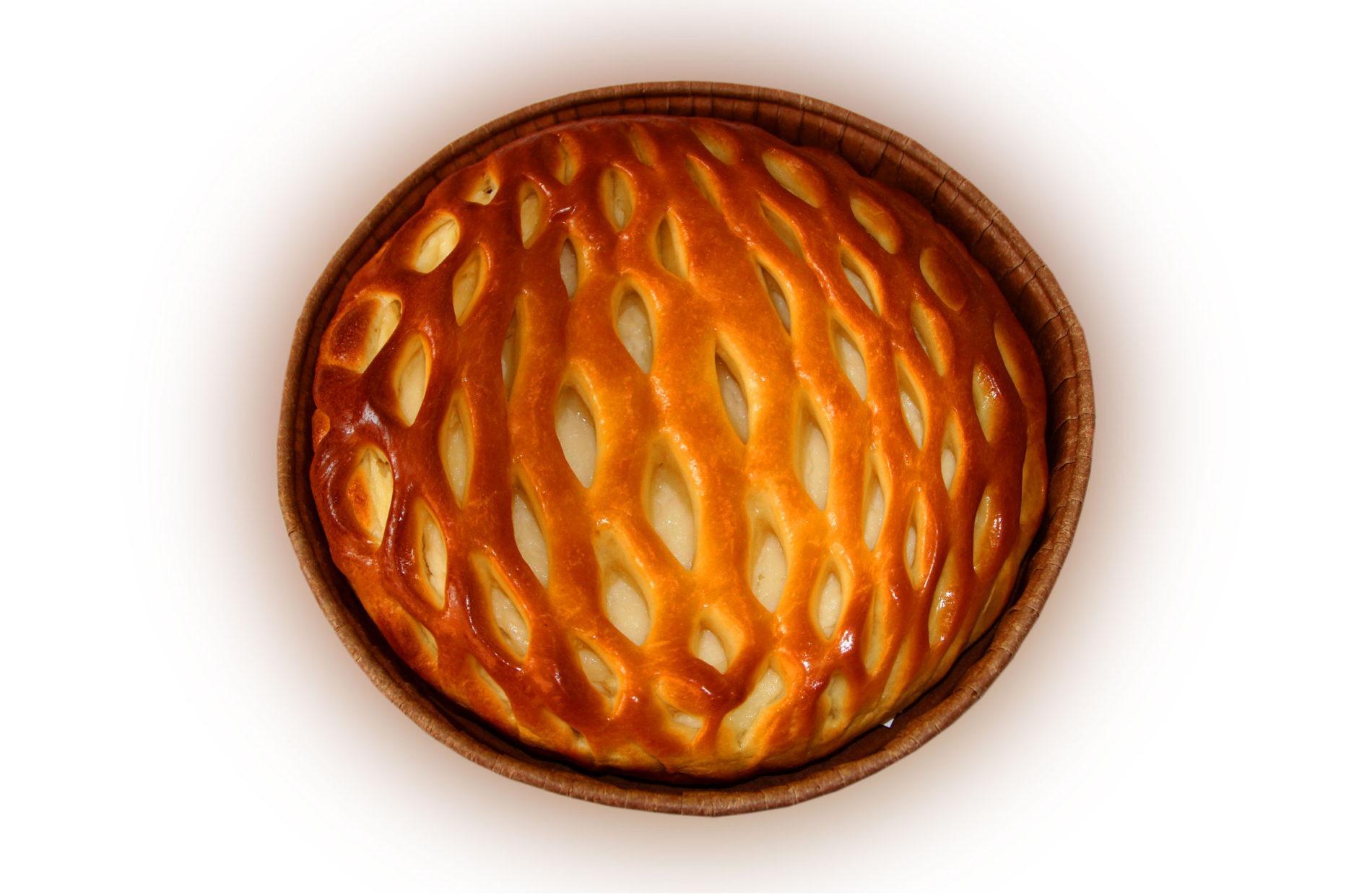 Пирог-с-творогом
