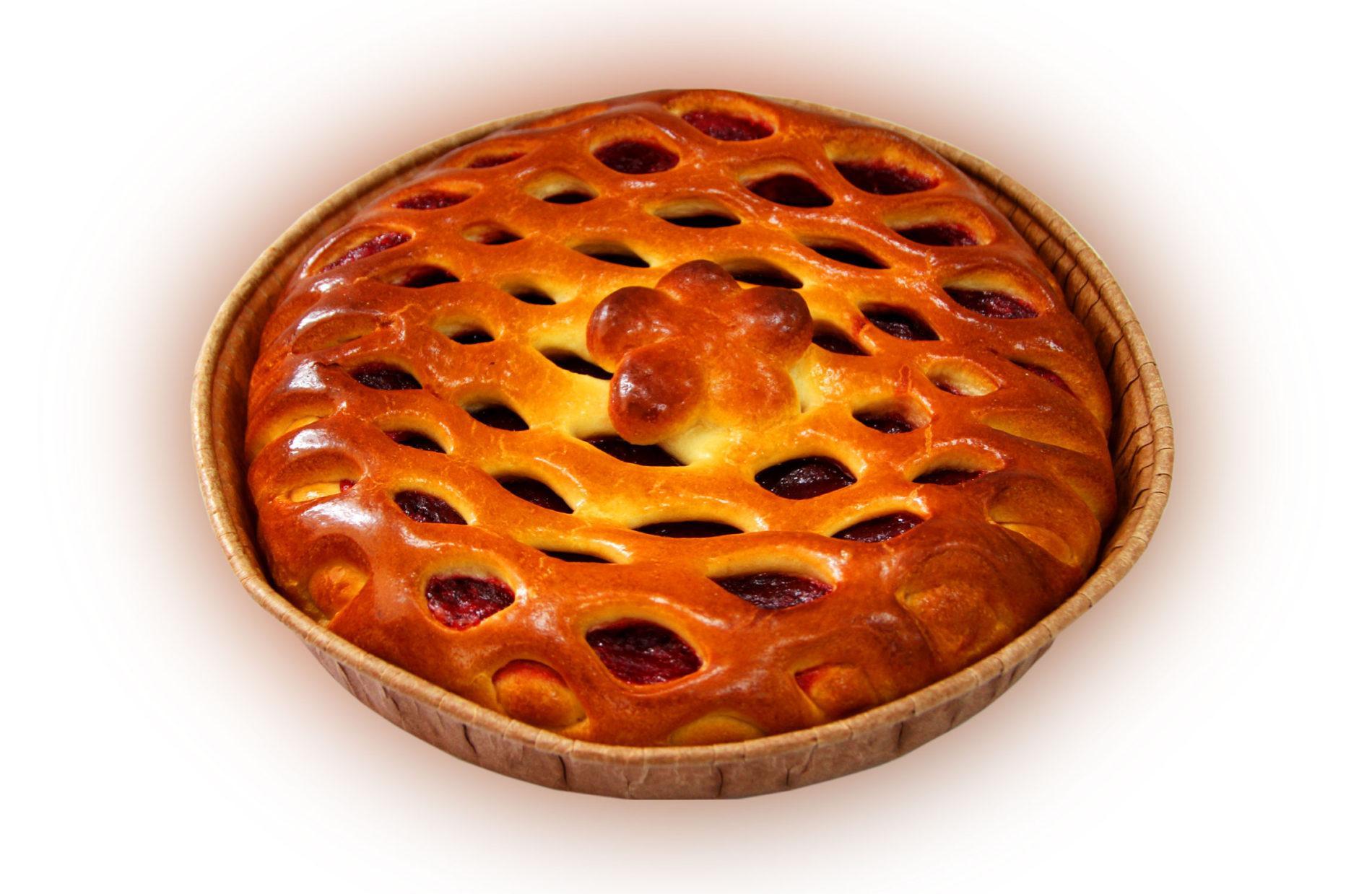 Пирог-с-вишней
