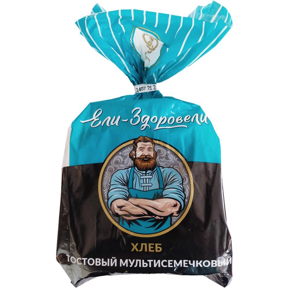 Хлеб тостовый мультисемечковый